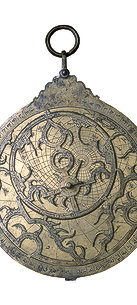 Copper Astrolabe (Artifact)