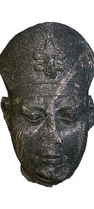 Granite Royal Head (Artifact)